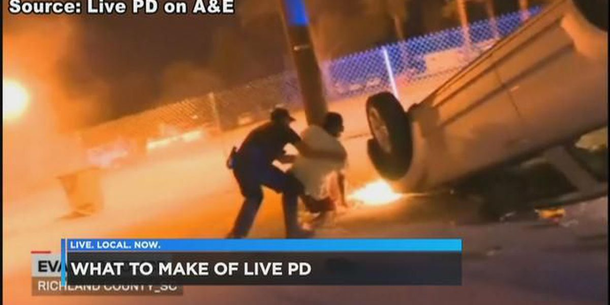 Recent chase reignites debate on purpose of 'Live PD'