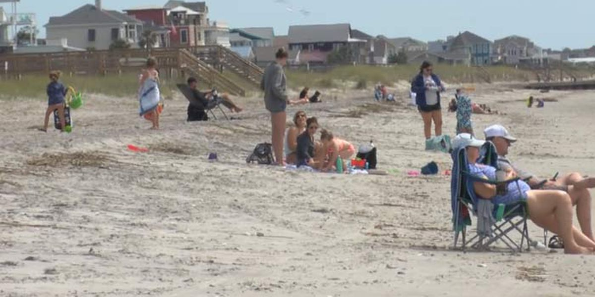 Folly Beach removes checkpoints, reopens beach to the public