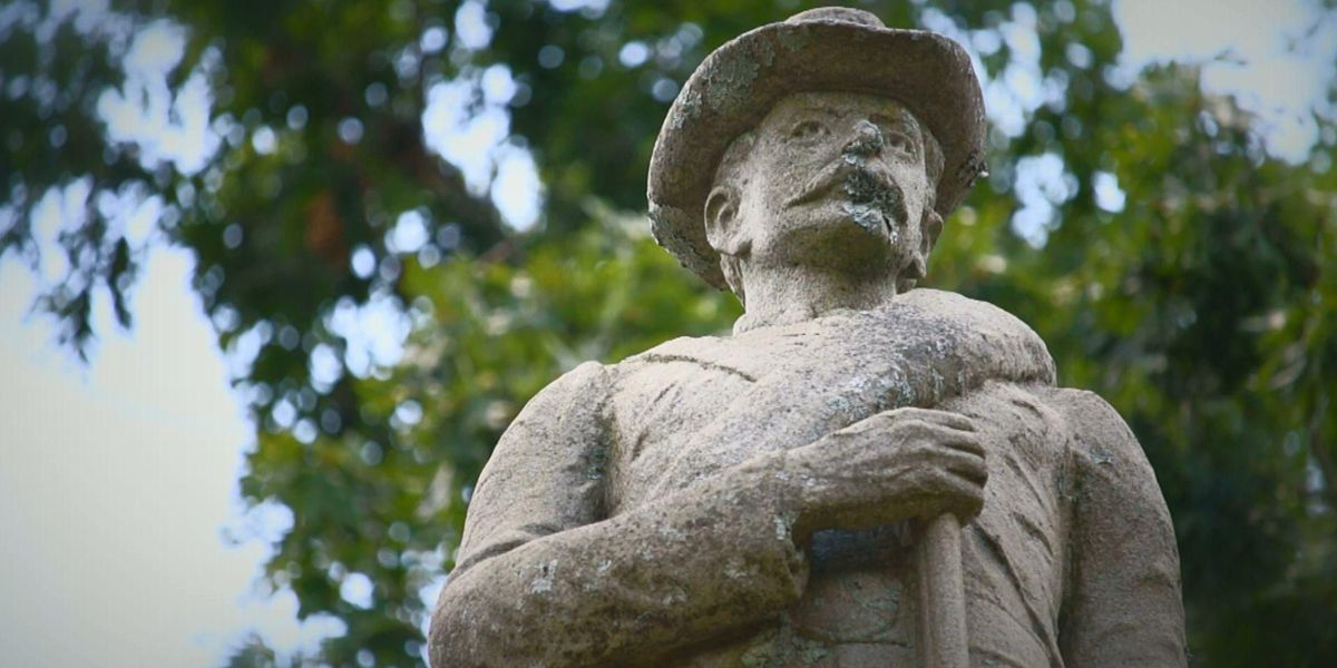 Citizens say Confederate monument should derail county relocation