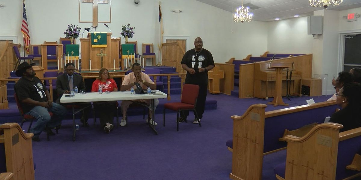 'We have to do something to save our communities': Roundtable discussion on shootings held in Sumter after recent homicides
