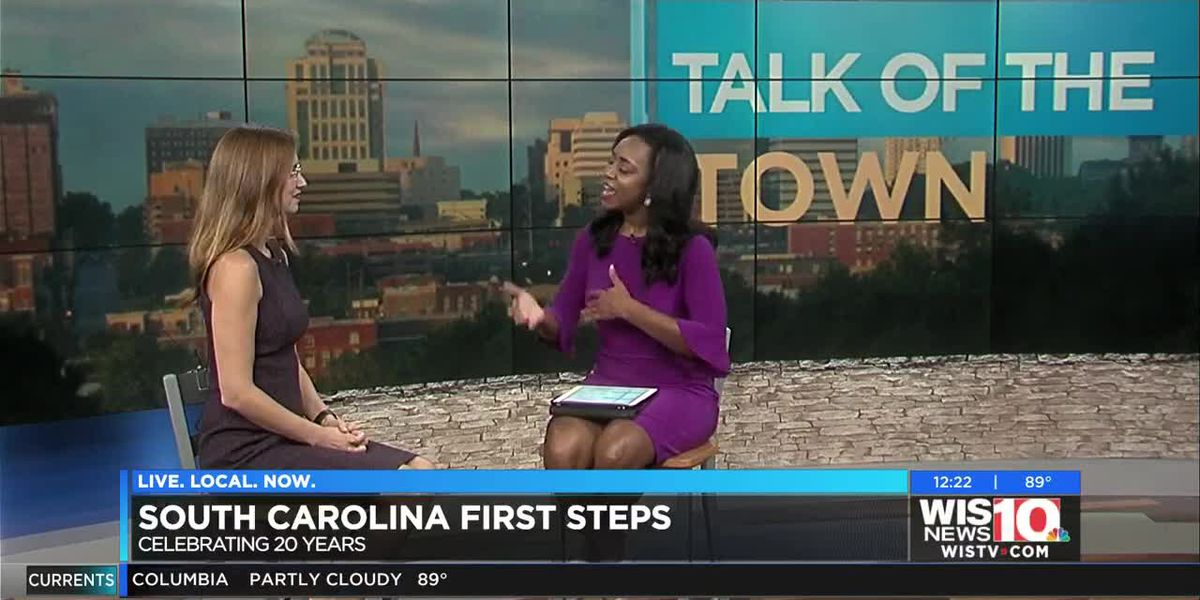 Talk of the Town: SC First Steps celebrates 20th anniversary