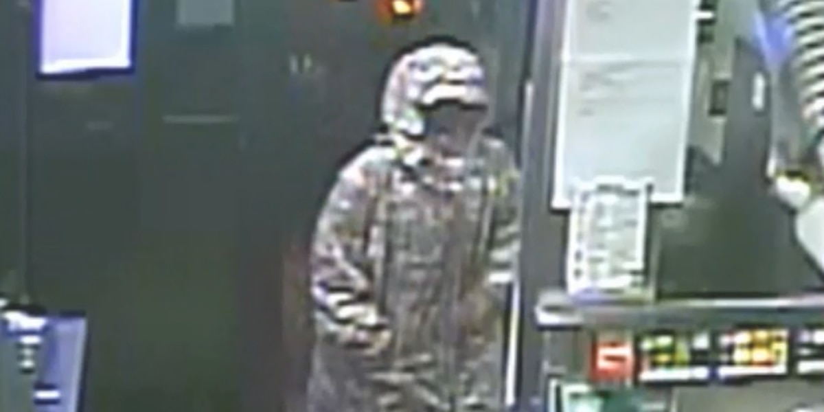 Suspect wanted for robbing Sonic on Farrow Road at gunpoint