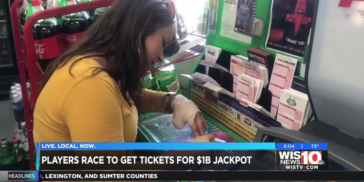 One lucky winner may have a chance to take home one of the largest jackpots in Mega Millions