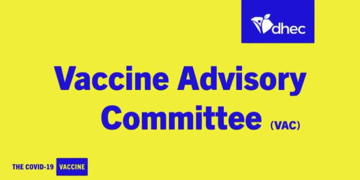 S.C. Vaccine Advisory Committee meets, looks ahead to Phase 1-B