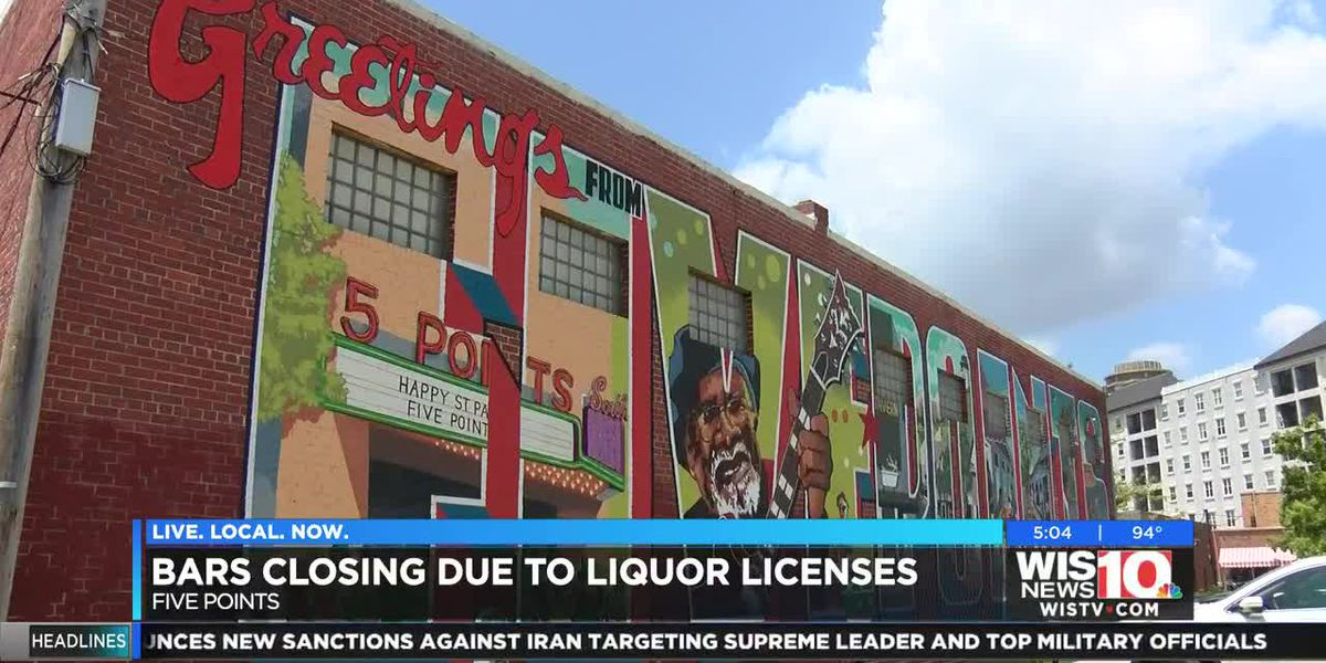 "Growing number of Five Points bars face ""food fight"" in court, facing loss of liquor licenses"