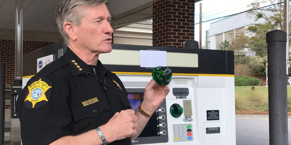Sheriff: Eagle-eyed residents alert law enforcement to three ATM skimmers