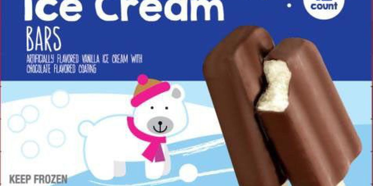 BI-LO, Winn-Dixie parent company issues voluntary recall of ice cream bars