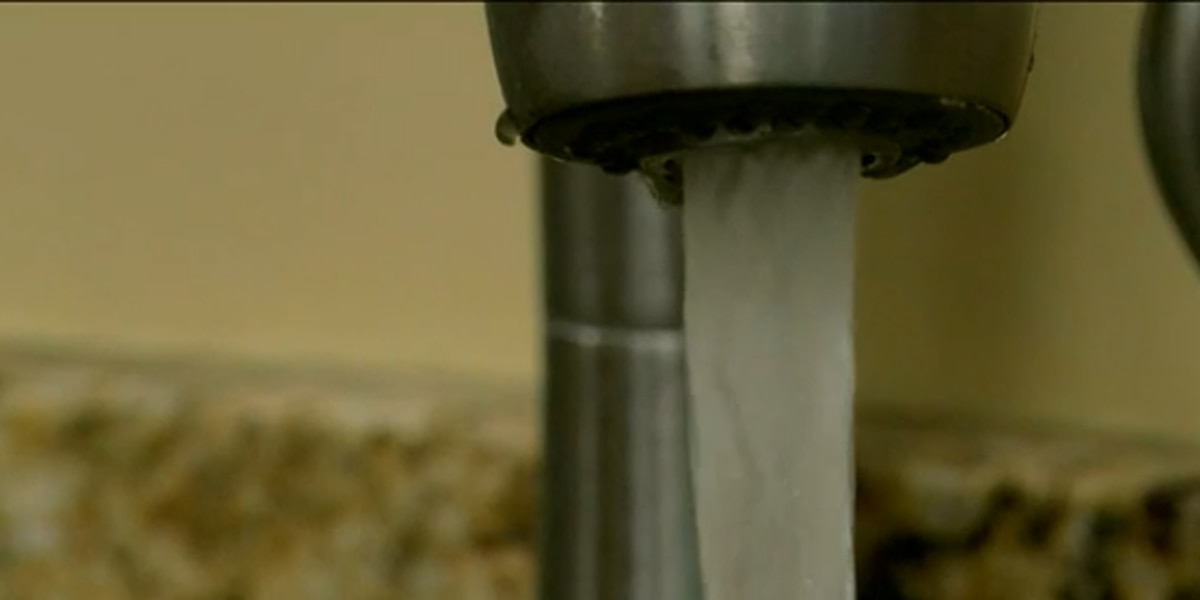 Lexington water woes