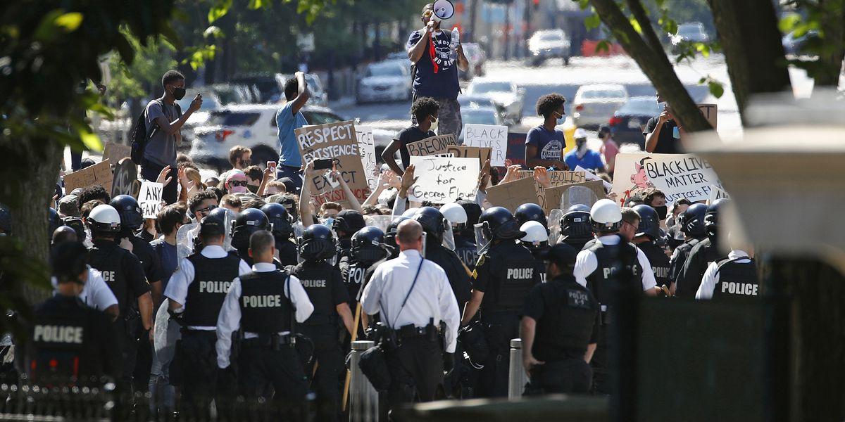 Esper opposes using Insurrection Act for law enforcement