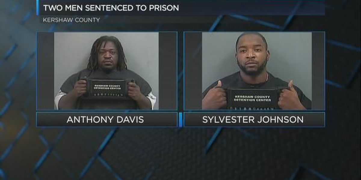 Sheriff: Two drug dealers off the streets after sentencing