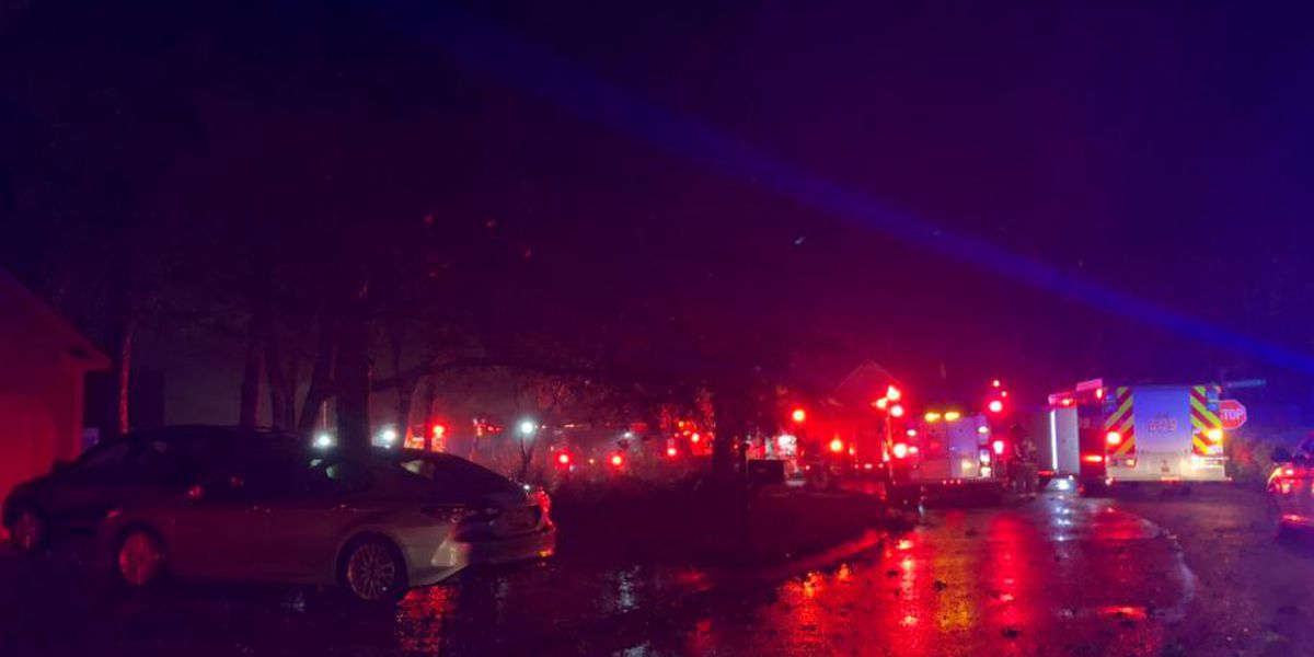 Coroner identifies 2 people who died in Mt. Pleasant house fire