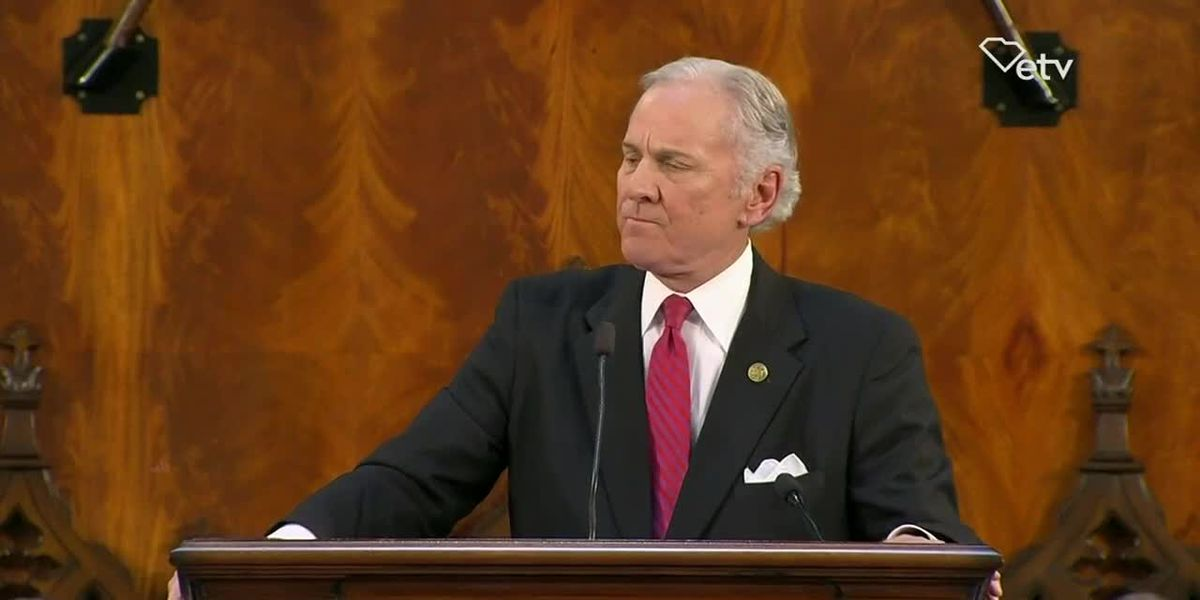 Governor Henry McMaster State to State Address