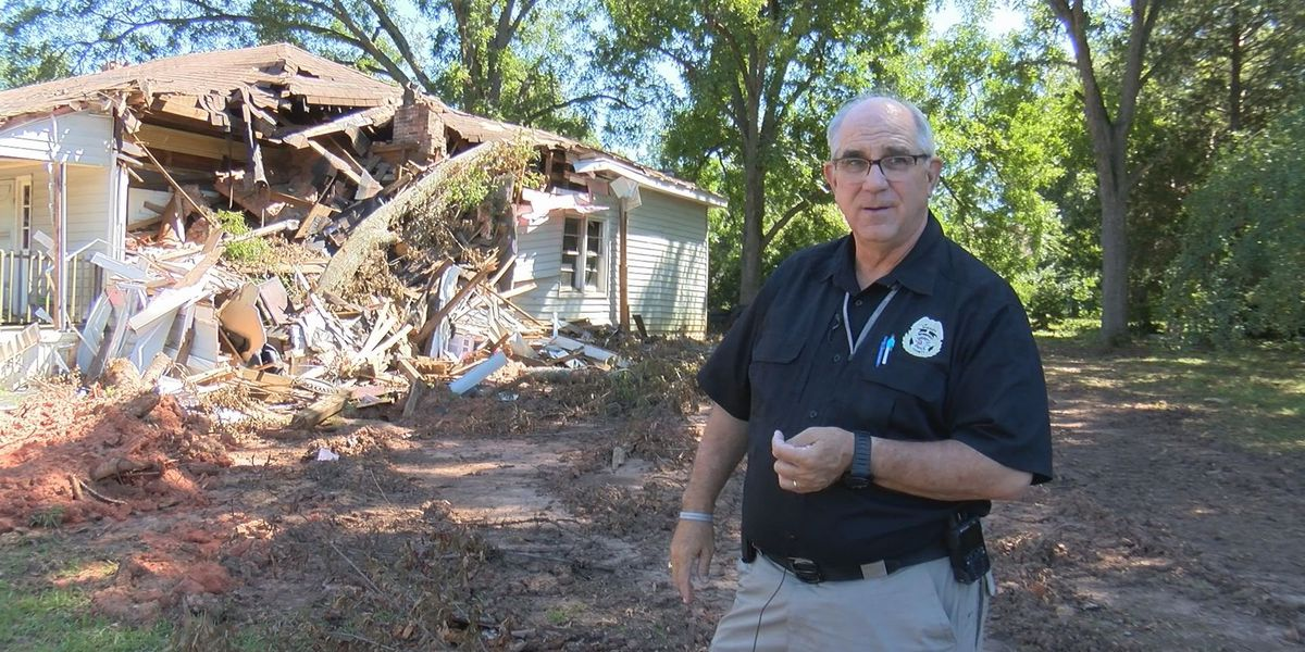 Ahead of Hurricane Dorian, Newberry County sheriff warns about tree damage