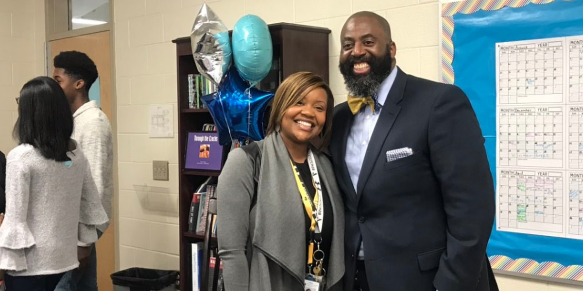 Assistant principal in Richland County receives a top state honor