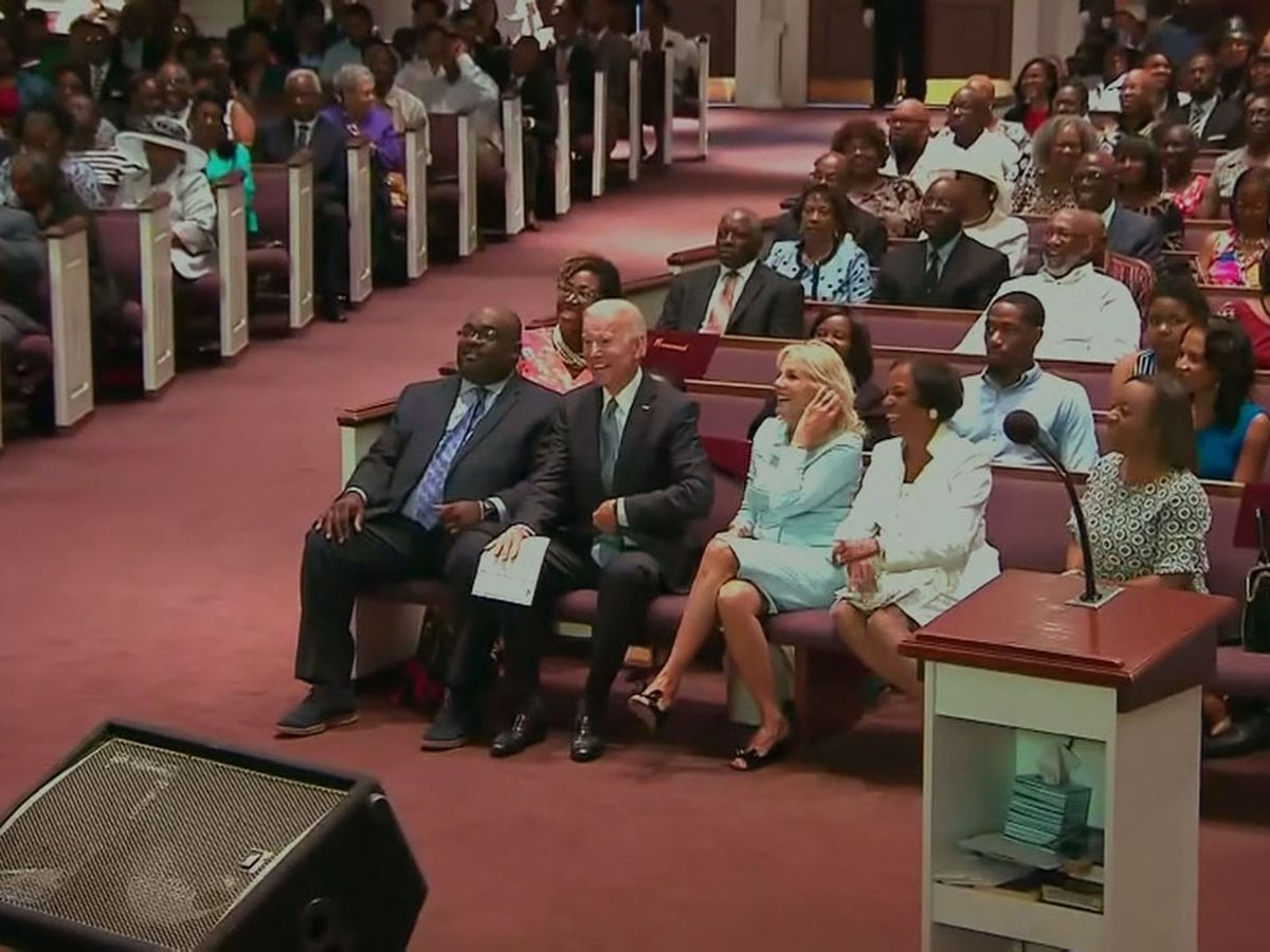 First Lady Jill Biden's prayer partner in the Midlands to pray at 59th Inaugural Prayer Service