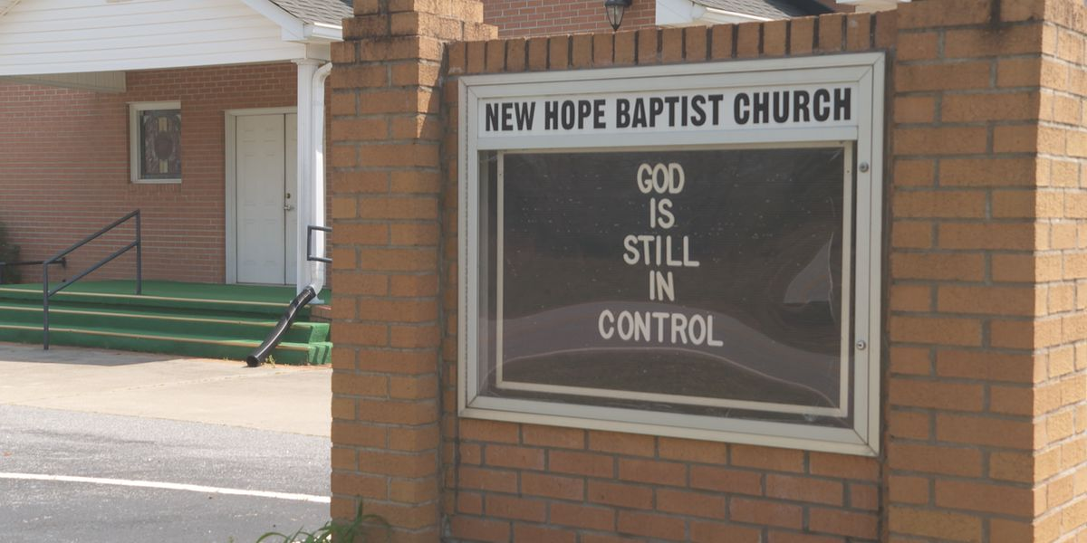 Rural church helping spearhead McCormick Co. vaccine rollout, which leads state per capita
