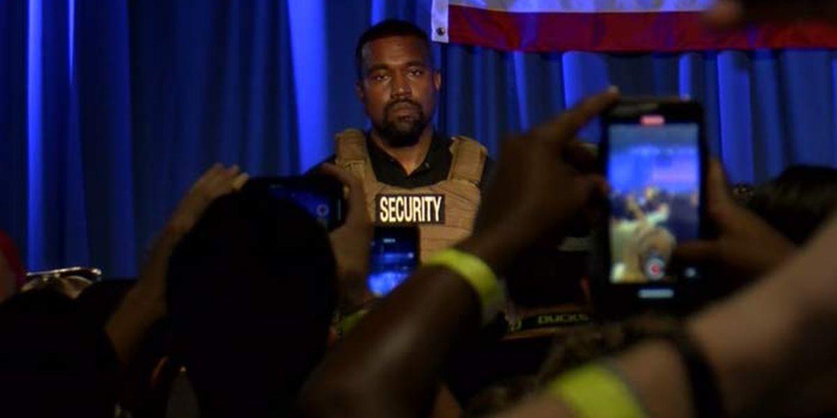 Kanye West misses deadline, will not appear on the November ballot in S.C.