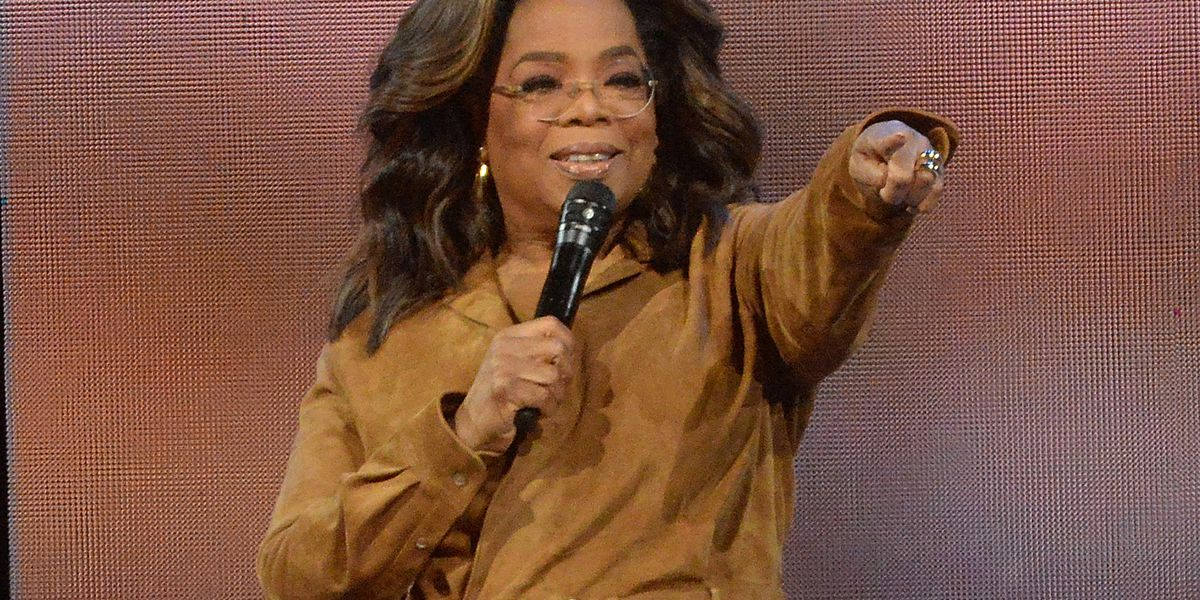 Oprah to host SC virtual town hall as part of voting initiative on Thursday