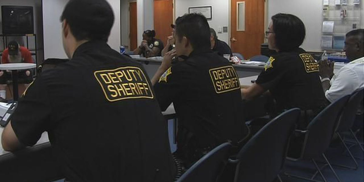 SC law enforcement take part in Crisis Intervention Training