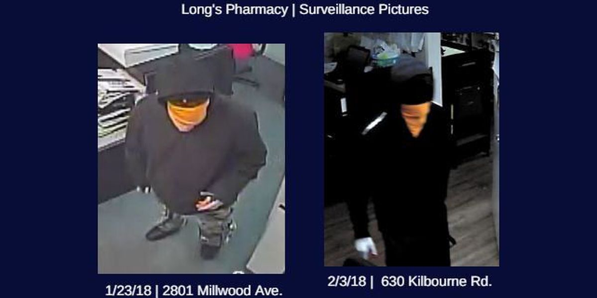 CPD investigating the burglary of two popular drugstores
