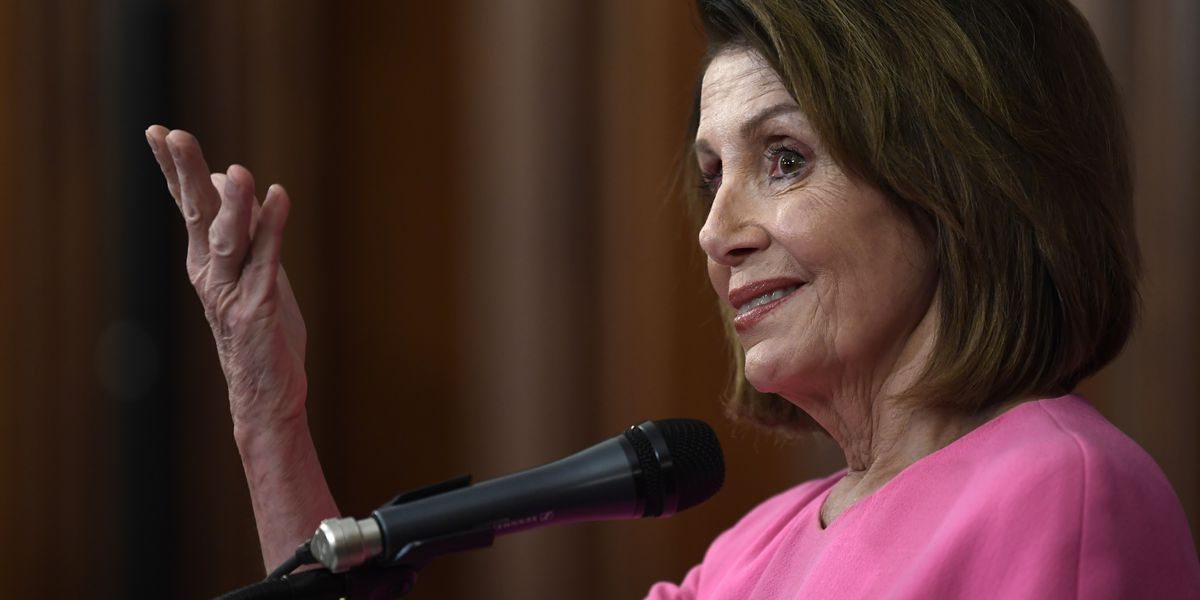 Pelosi challenges unhappy Dems to block her bid for speaker