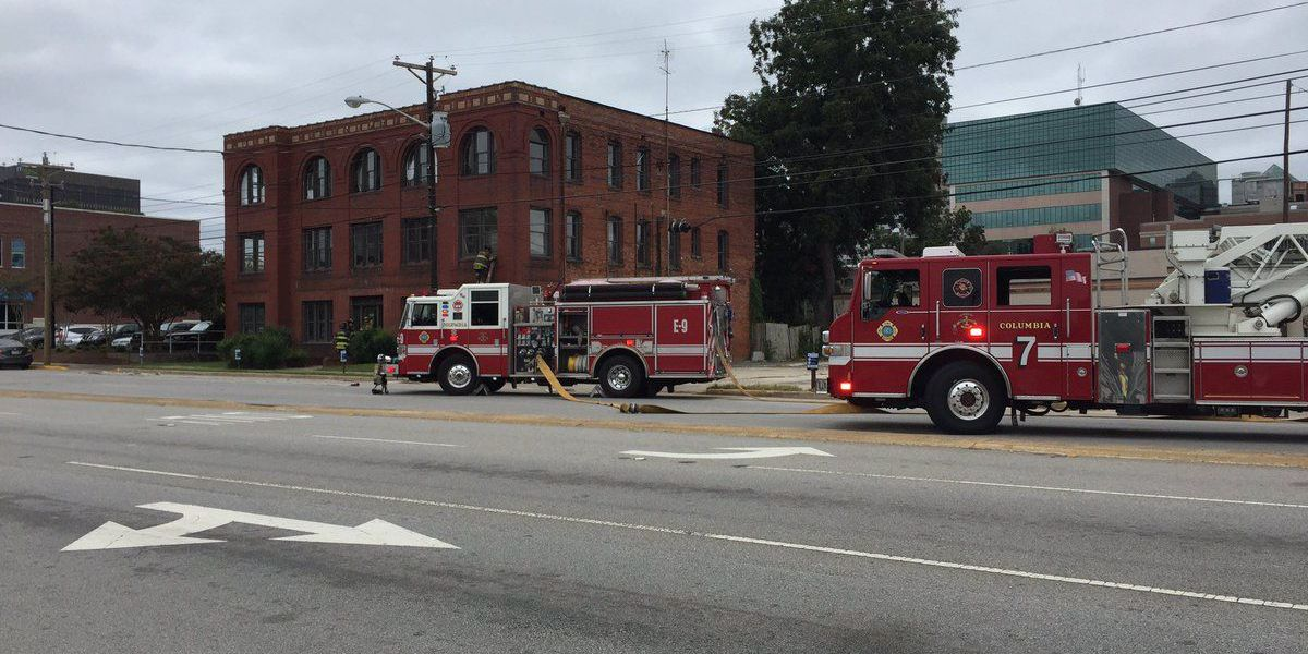 FIRST ALERT TRAFFIC: Bull St. to reopen after Columbia fire crews work on cut gas line