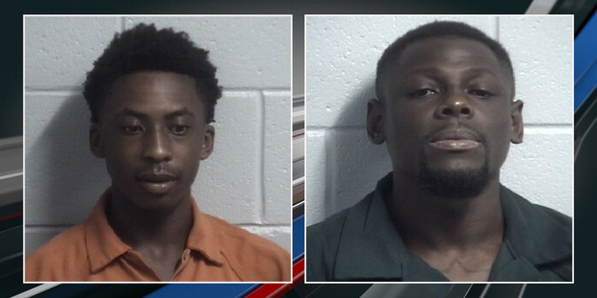Deputies arrest two men in connection to multiple shootings during Labor Day weekend