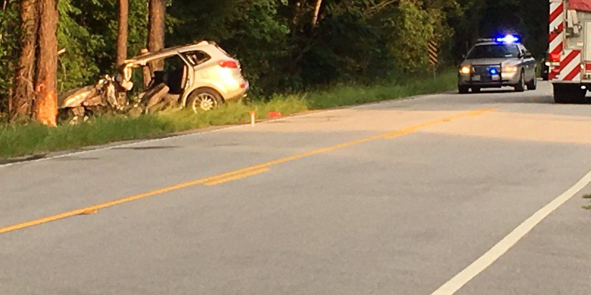 FIRST ALERT TRAFFIC: Collision on Monticello Road causing traffic back-up