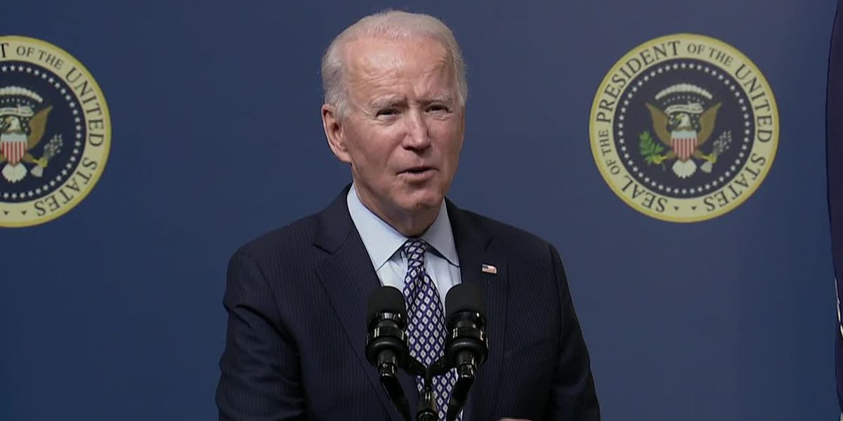 Biden: If J&J vaccine approved, we'll move quickly