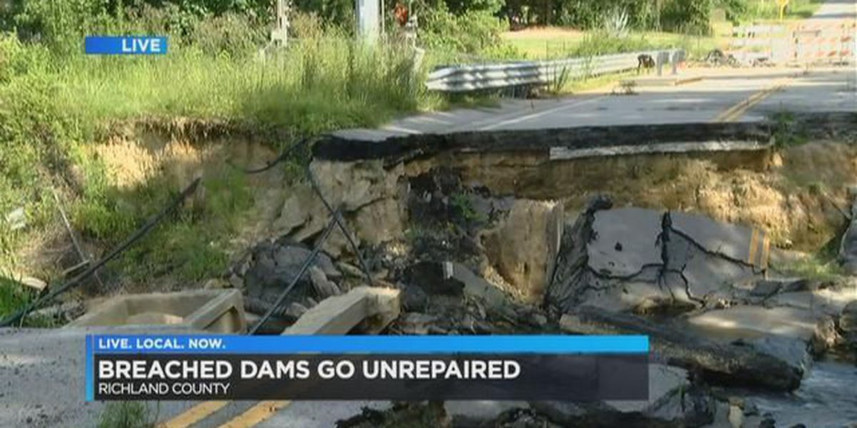 Lakes become wastelands in flood stricken communities