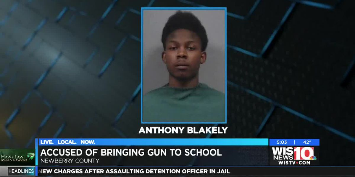Newberry teen out on bond