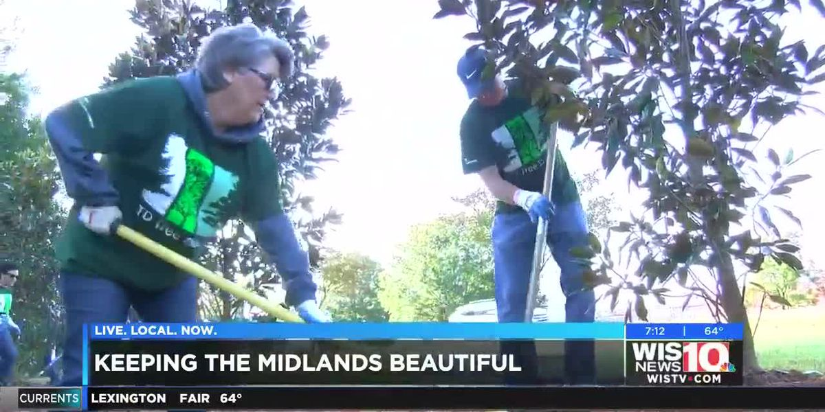 Community Builder: Jacq Buck of Keep the Midlands Beautiful honored