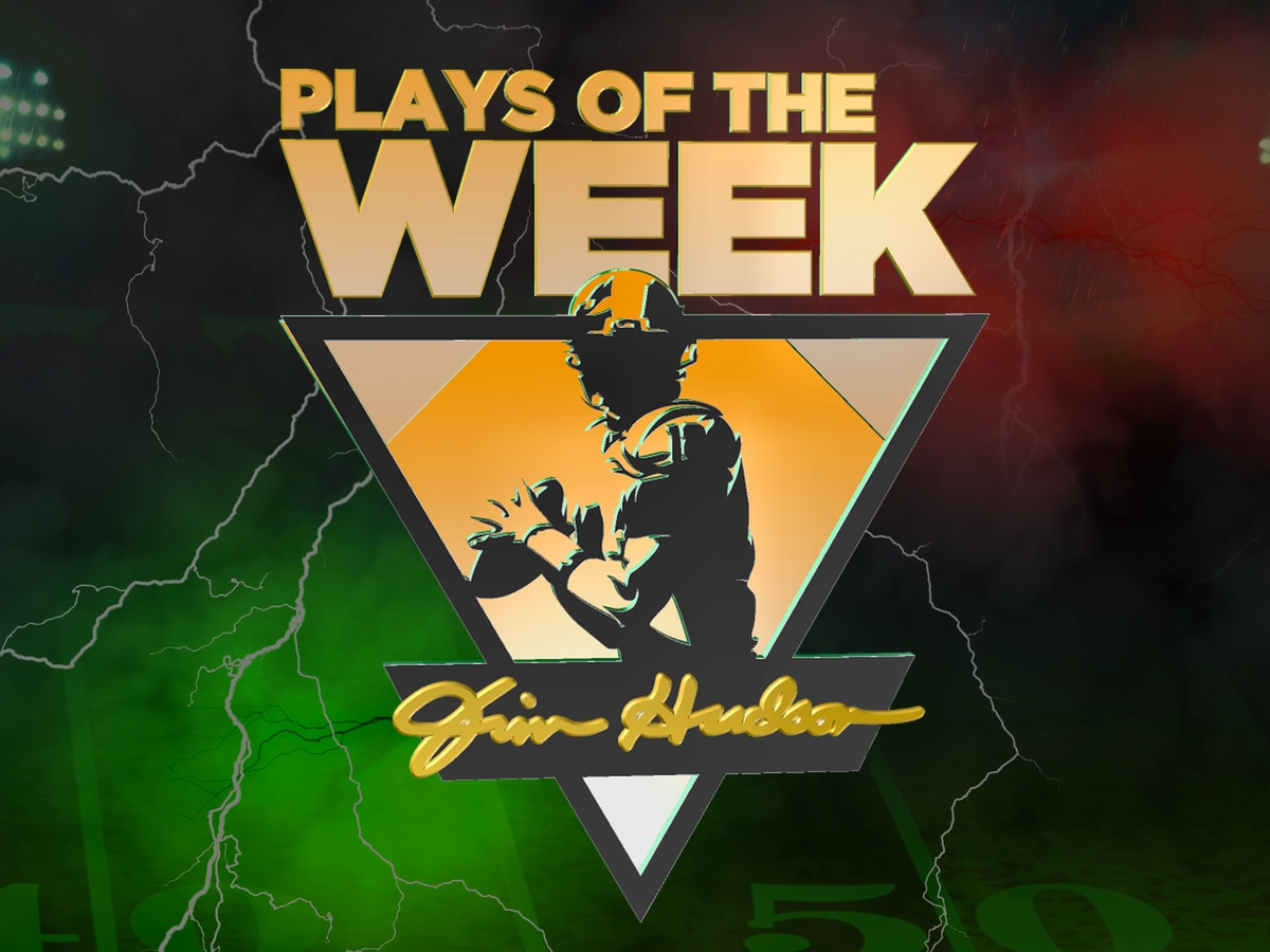 Football Friday Plays of the Week