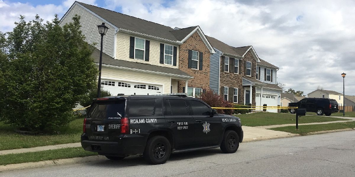 Police looking for shooter after man found shot inside his home