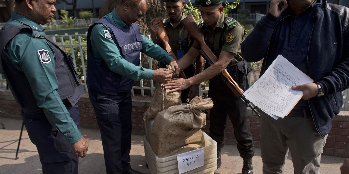 Fears of intimidation, violence as Bangladesh set to vote
