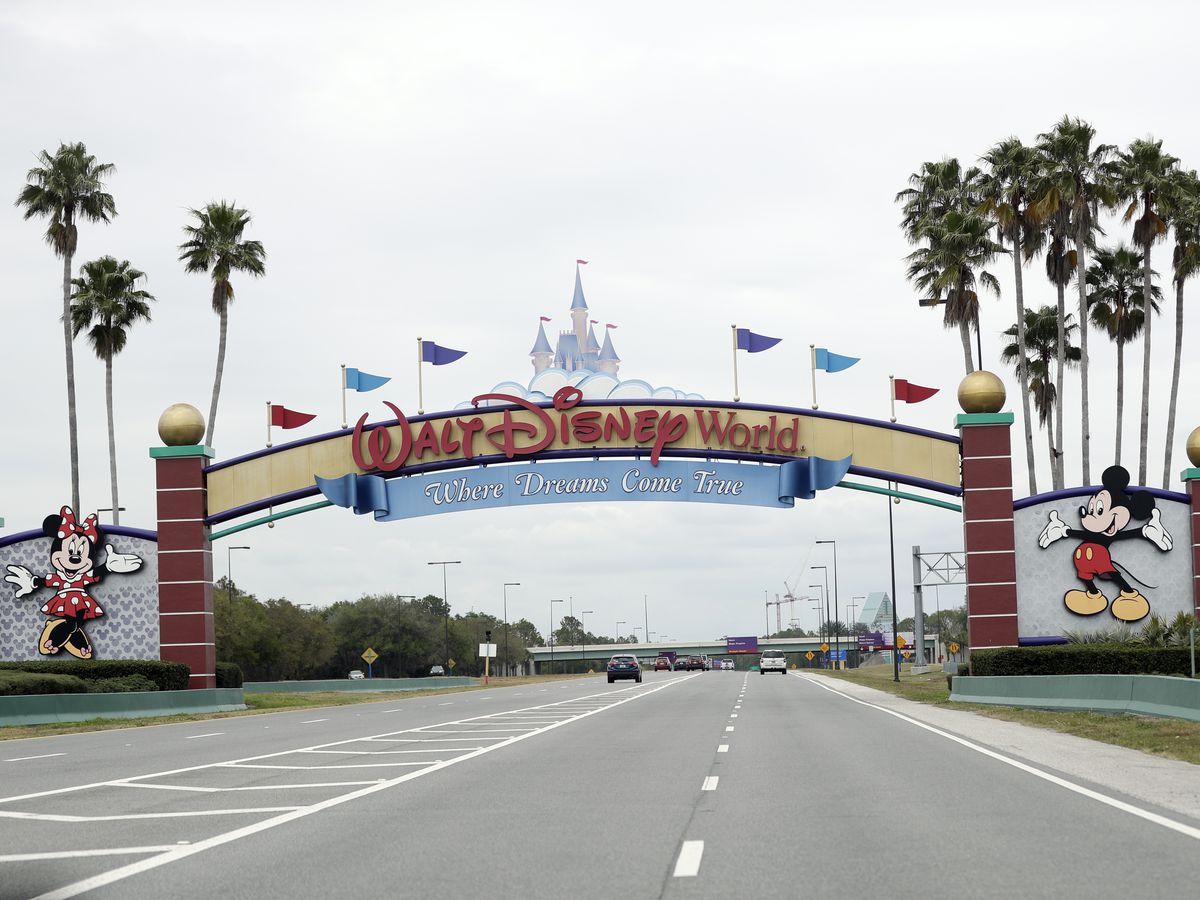 Disney World to open with no parades, fireworks