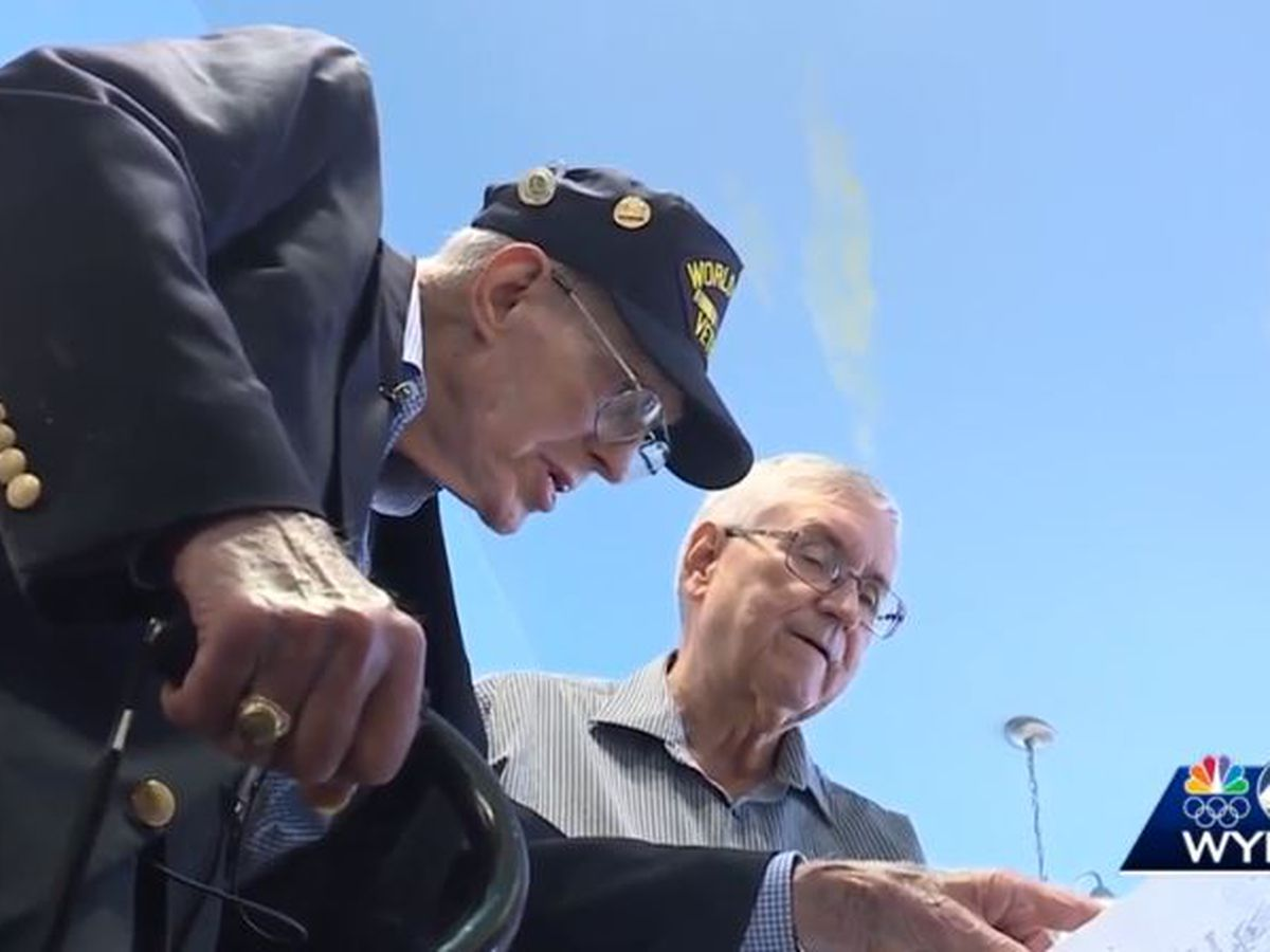 Friends gather to honor Upstate WWII veteran for his 98th birthday