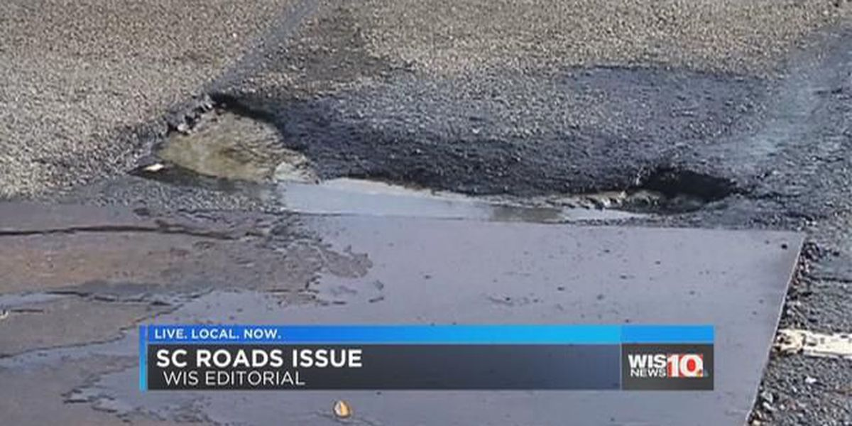 My Take: It's time to do something about our roads