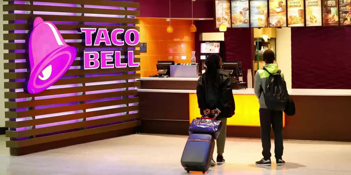 Would you go to the Taco Bell hotel?