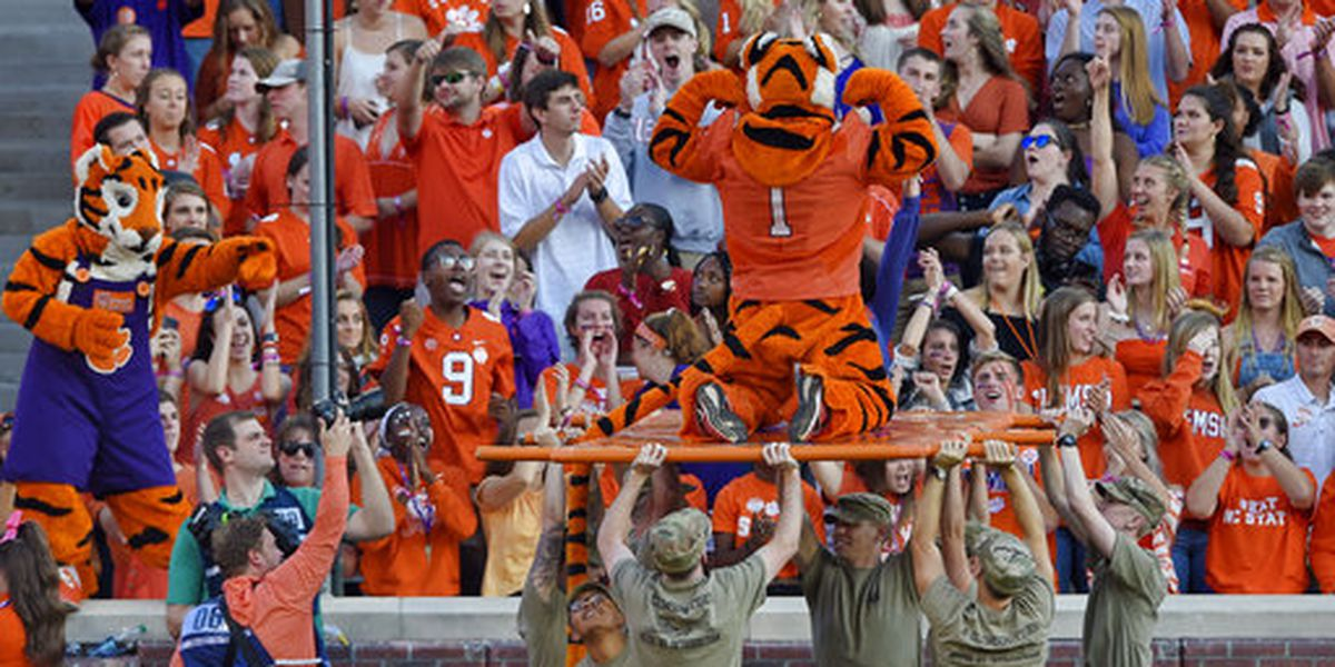 Clemson announces pair of home-and-home series with Georgia, Oklahoma