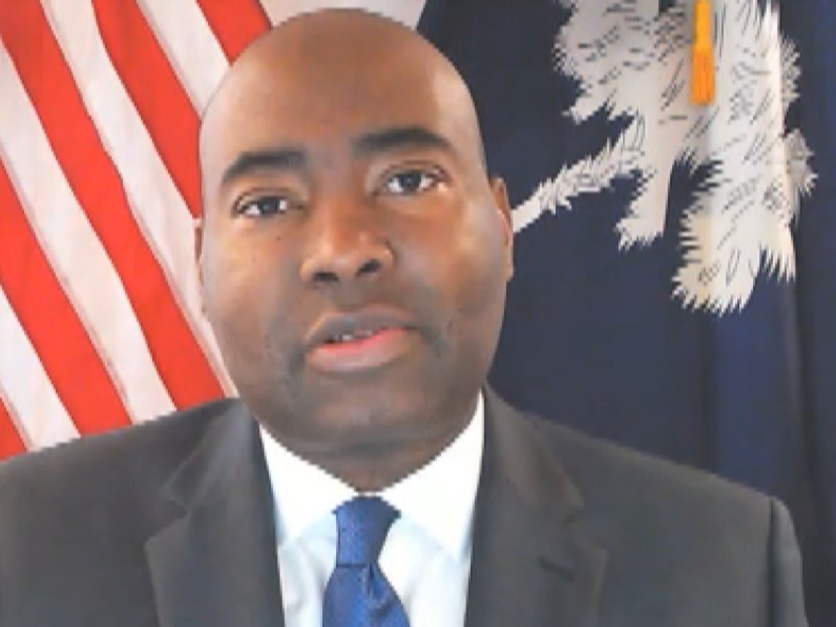 From SC to DC: Jaime Harrison focuses on Democrats' national goals as new DNC chair
