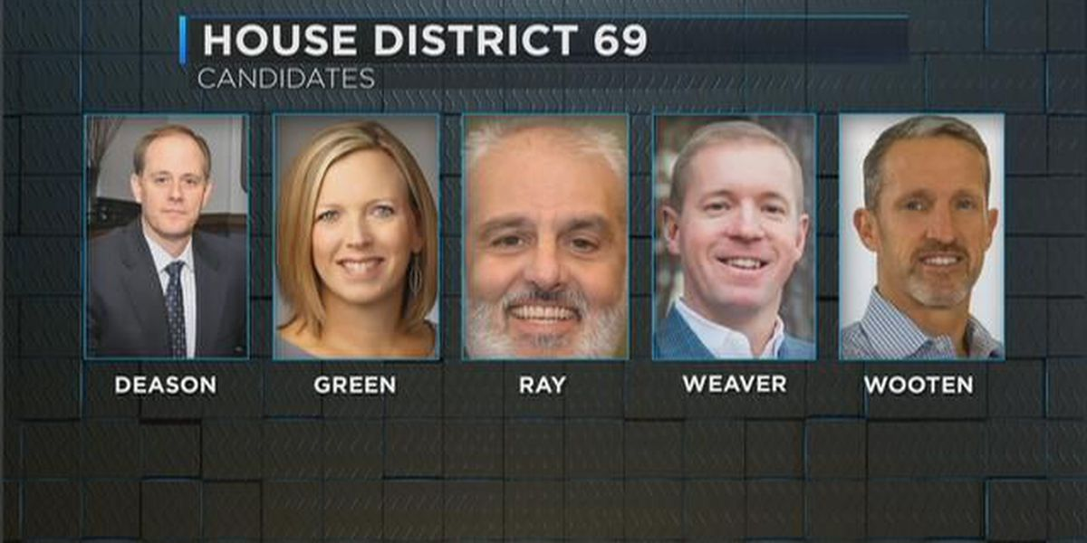 Meet the Candidates for SC House District 69