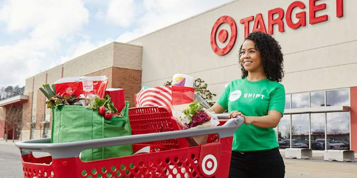 This is NOT a drill - Target can deliver to your house beginning in February