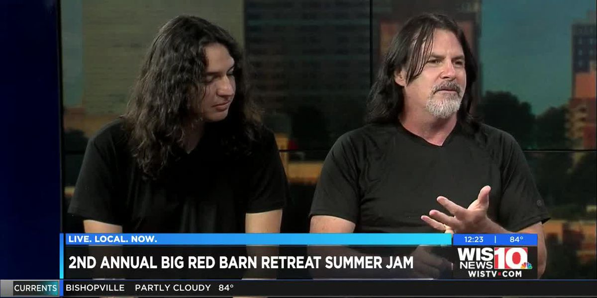Talk of the Town: Big Red Barn Retreat Summer Jam on July 19