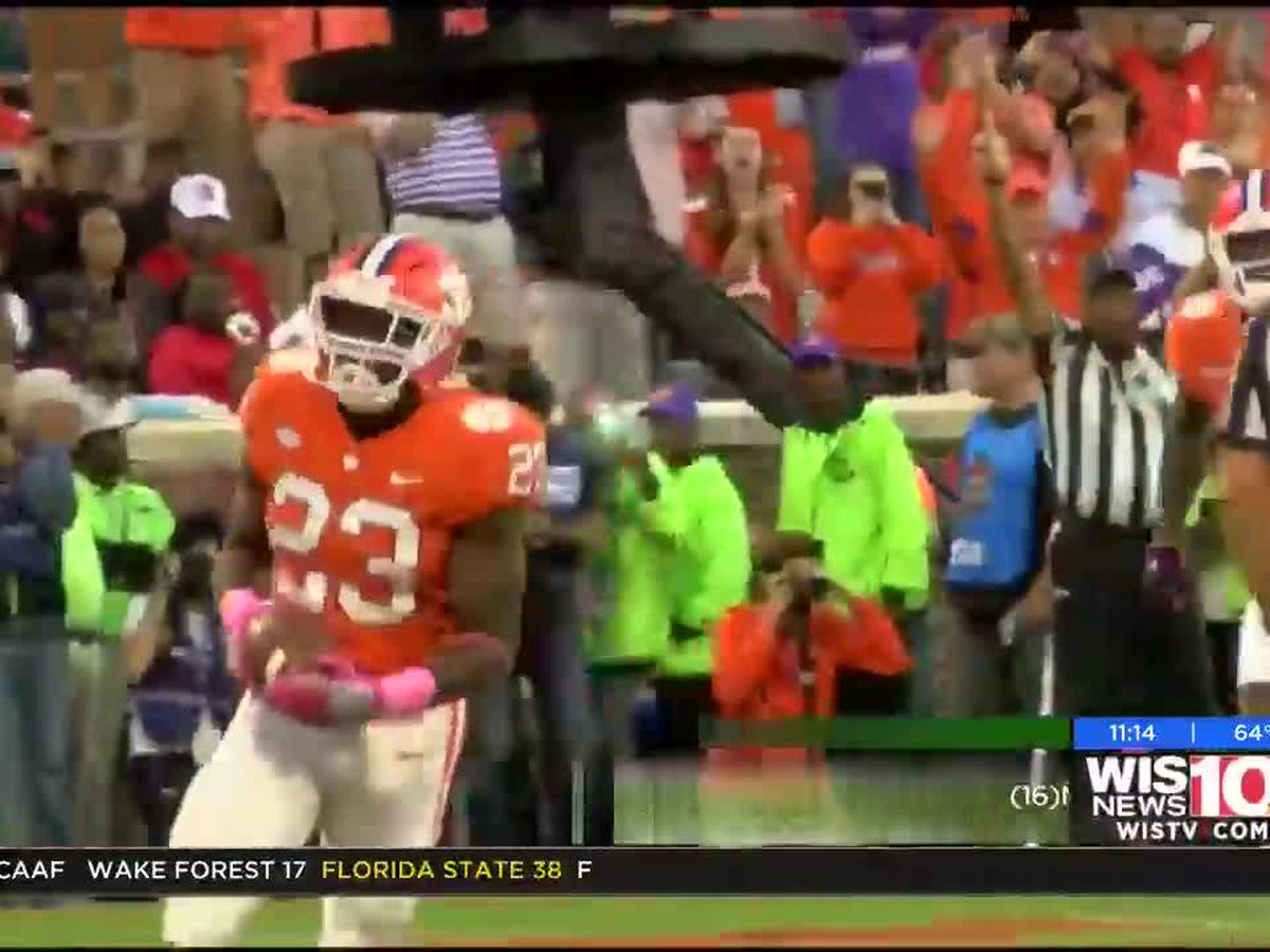 From unbeaten to beatdown: Tigers smack Pack in 41-7 rout