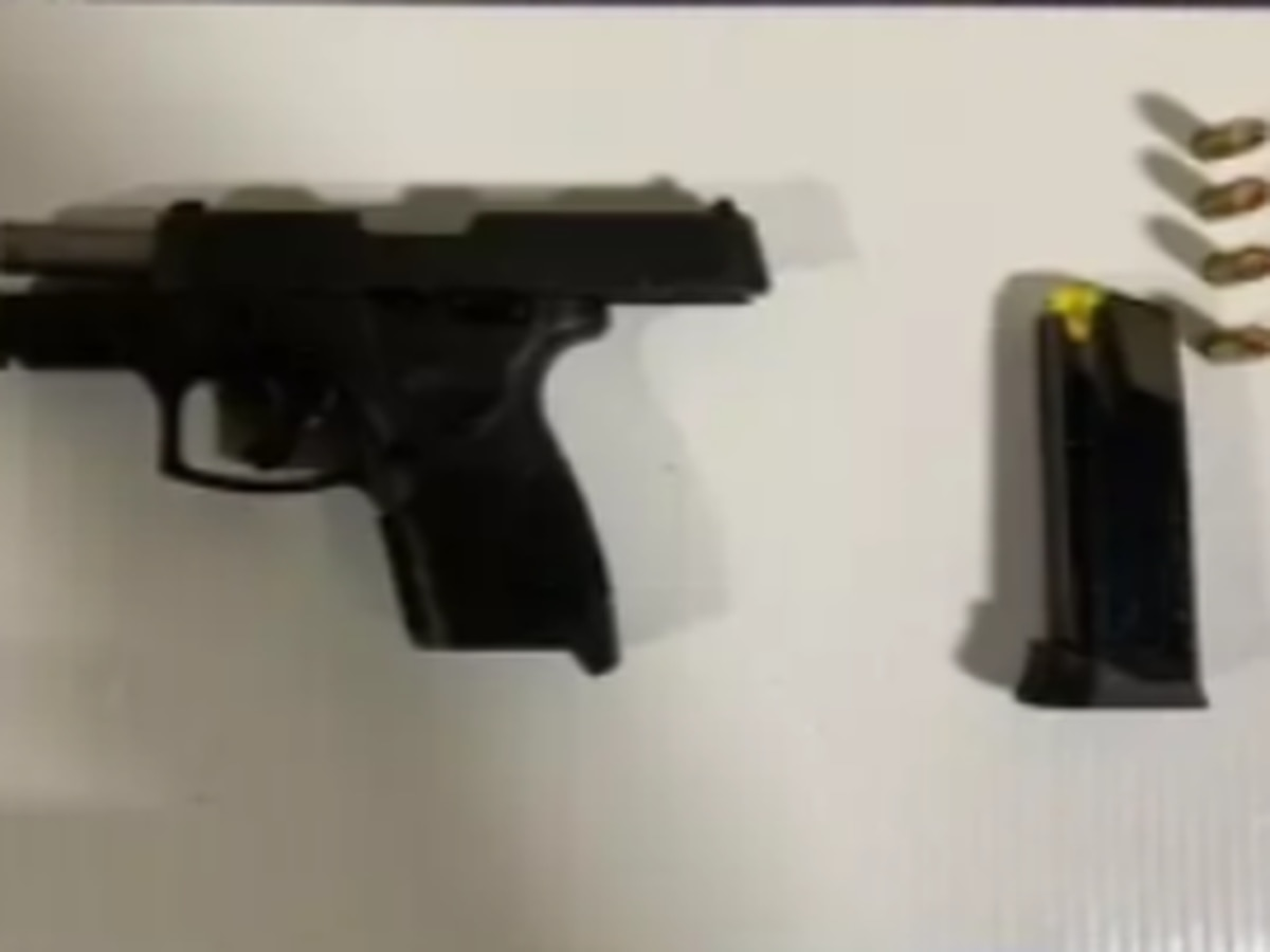 CPD: Two men arrested for possession of a firearm