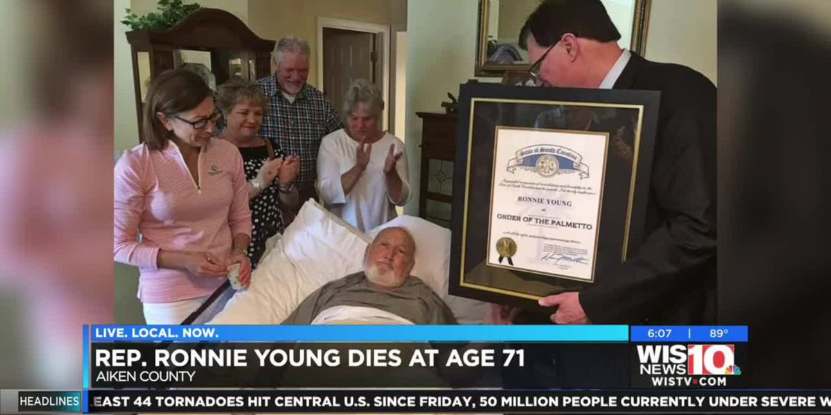SC State Rep. 'Ronnie' Young passes away