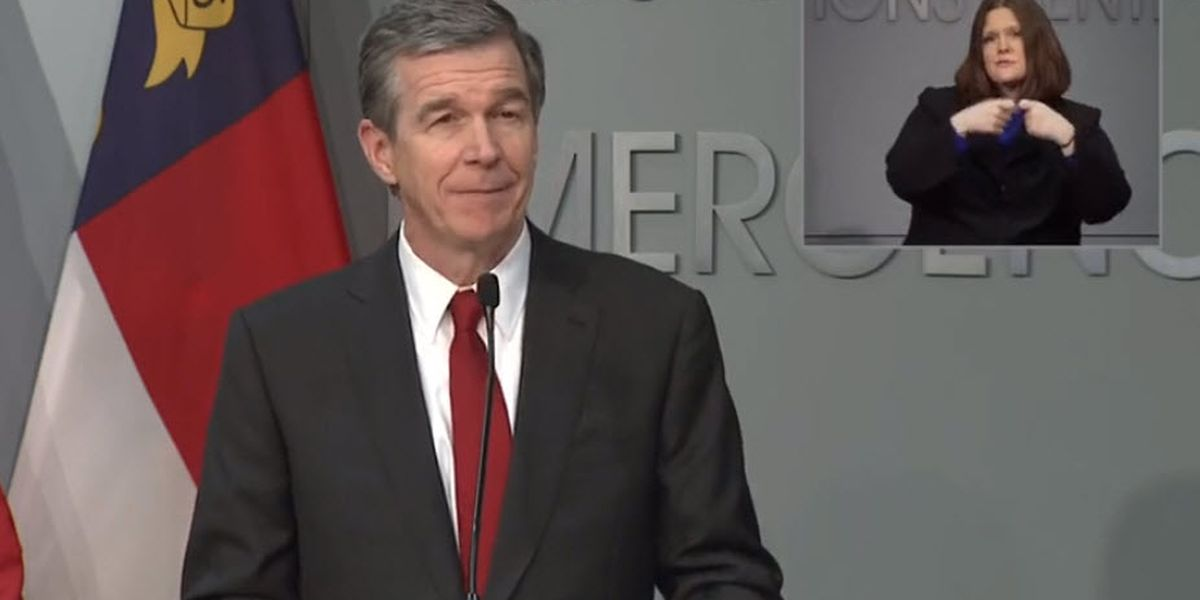 Gov. Cooper signs order prohibiting utilities companies from shutting off services