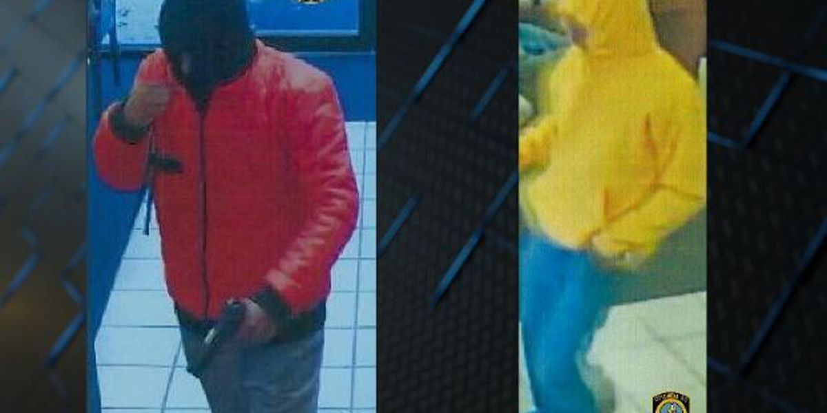 CPD releases images of suspects in armed robbery at First Citizens Bank