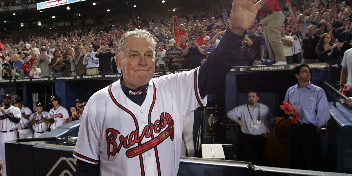 Bobby Cox hospitalized after suffering possible stroke, reports say